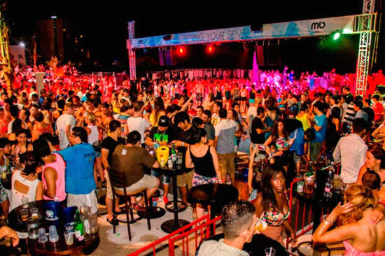 Mandala Beach Cancún - Barra Libre (club de playa)